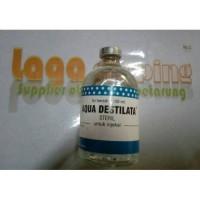Aqua destilata air seteril 100ml