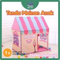 Tenda Mainan Anak rumah berkualitas - Pink - bakery shop