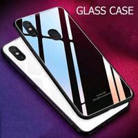 XIAOMI REDMI NOTE 5A CASING BACK CASE COVER GLASS ANTI BARET