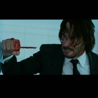The Bloody Pencil John Wick Chapter 2 With Crime Evidence Bag