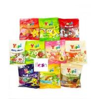 YUPI Permen Jelly Yogurt / Cola / Apple / Neon / Mango