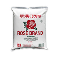 Tepung Kanji Tapioka Rose Brand 500gr