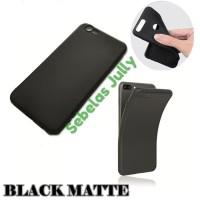 Samsung Galaxy J2 Core Original Soft Case Back - Hitam Matte Doff
