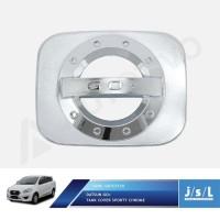 Datsun GO Cover Tutup Bensin JSL/Tank Cover Sporty Chrome