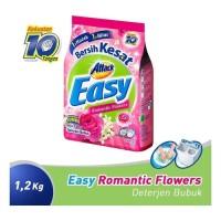 Attack Detergent Powder Easy Romantic Flower 1.2Kg