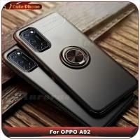 Casing Soft Case OPPO A92 2020 A 92 Original Autofocus Smart Ring