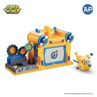 SUPER WINGS DONNIE'S ACTION HANGAR