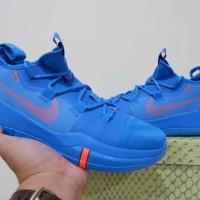 Sepatu Basket Nike Kobe AD EXODUS Low Ocean Blue