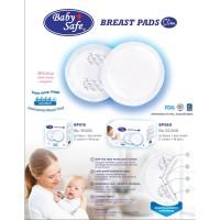 Breastpad Baby Safe - Breast Pad Baby Safe Mama Pad 60 pcs