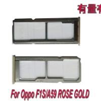 SIMTRAY - SIMLOCK - SIM HOLDER OPPO F1S - A59 - ROSE GOLD