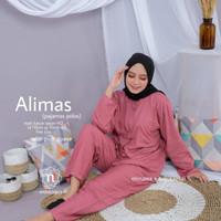 Piyama Wanita Muslimah Terbaru Alima Pajamas Cotton Rayon Recommended