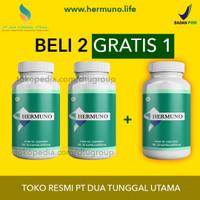 HERMUNO ORIGINAL - Beli 2 Gratis 1 Promo - 100% Herbal