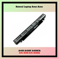 Baterai Laptop Asus Asus A450 A450C A450CA A41-X550 Series