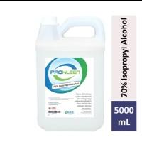 Disinfektan PROKLEEN 70% Isopropyl Alcohol 5L