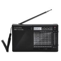 Panda 6170 FM MW SW Radio Portable Stereo Speaker TF Card MP3