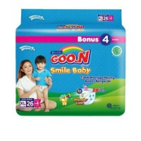 Goon L30+4 XL26+4 XXL24+2 xl20+4 Smile Baby Pants Goo.n Popok Anak