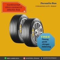 Ban Mobil Continental UC6 205/65 R16 for Innova Reborn (DOT 2020)