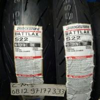 ban battlax Bridgestone s22 120/70-17 +160/60-17