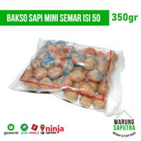 Bakso Sapi Mini Cap Semar Isi 50 350g
