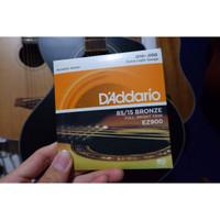 Senar Gitar Akustik D'Addario Addario 0.10 Murah Premium
