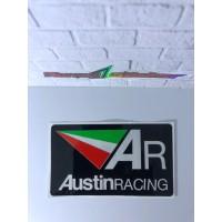stiker AR sticker AUSTIN RACING