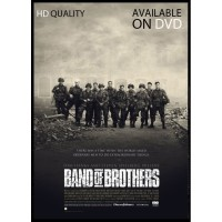 DVD SERIAL BAND OF BROTHERS SUB INDONESIA