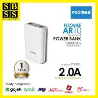 Powerbank 10000mAh Foomee AR10 ORIGINAL GARANSI RESMI