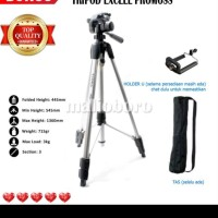Tripod kamera DSLR kamera digital EXCELL PROMOSS