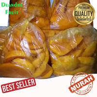 Buah Beku Mangga Harum Manis Frozen Mango 1kg TERMURAH DIJAMIN MURAH