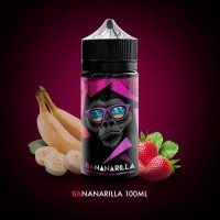 Bananarilla 100ML by IJC 100% Authentic - Strawberry Banana Smoothies