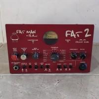 TL Audio Fatman 2 Audio Compressor made in england