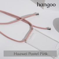 Casing hp Huawei tali pastel pink hangoo - P20 Pro