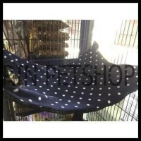 pet cage hammock kandang tempat tidur gantung kucing ayunan