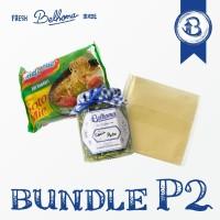 Belhoma Bundle P2 (Classic Pesto + Indomie + Keju Slice) - Bumbu Masak