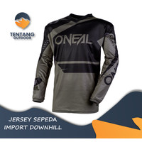Jersey Sepeda Import ONEAL N021 Downhill MTB Baju Gowes