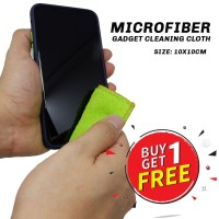 MICROCLEAN Microfiber Gadget Cleaning Cloth Lensa Camera TV Screen