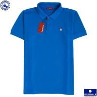 H*sh P*ppies Faldo Body Fit Polo Shirt - Azure