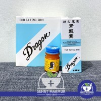 Tieh Ta Feng Shih Dragon Balm - Balsem Dragon Singapore