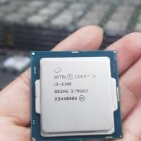 processor intel core i3 6100 tray+fan 1151 Skylake
