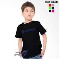 Kaos Baju Anak Airbus