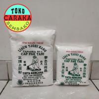 Tepung Tapioka Tapioca - Sagu Cap Pak Tani 1kg