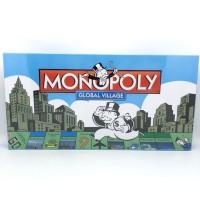 Mainan edukasi anak monopoly global village english