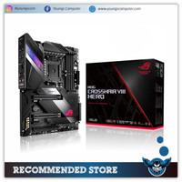 MOTHERBOARD AMD ASUS ROG CROSSHAIR VIII HERO (X570) AM4 ATX