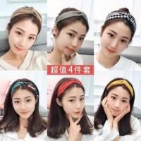 Bando Rambut ala korea / Bandana korea / headband / bando kepala