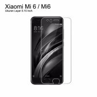 Tempered glass Xiaomi Mi 6 / Mi6 Pelindung Layar Kaca Anti Gores