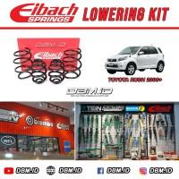 Per Eibach Toyota Rush E10820290122