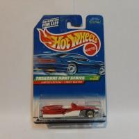 Hot Wheels Street Beast - Treasure Hunt - THS - STH