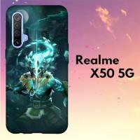 Casing Realme X50 5G Dota 2 Juggernaut Arcana L2853