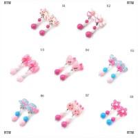 Mainan Anting Klip On Tanpa Tindik untuk Hadiah Ulang Tahun Anak