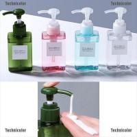 (PROMO) Tnid 100ml Botol Dispenser Sabun Cair / Lotion Bahan Foam